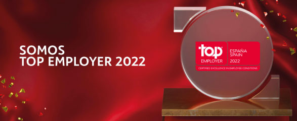 Vall Companys Group, Top Employer 2021